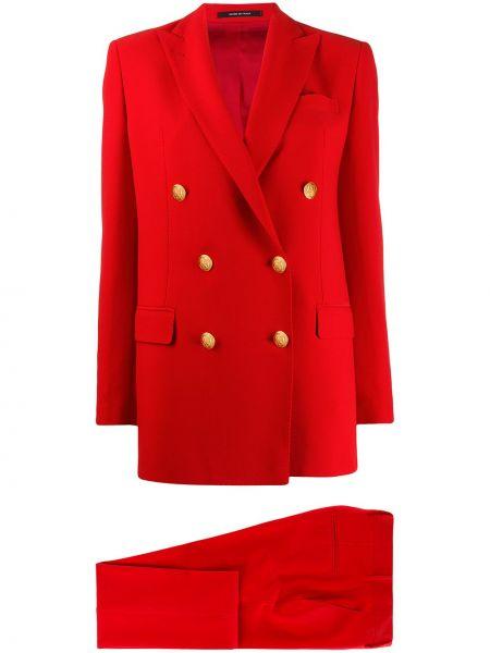 Spodni garnitur kostium dwurzędowy Tagliatore