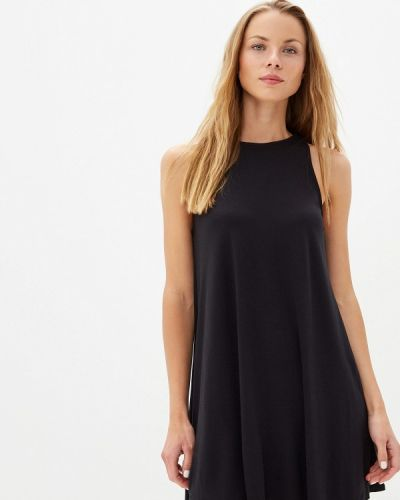 Платье - черное Alcott