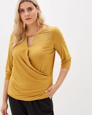 Блузка желтый Dream World