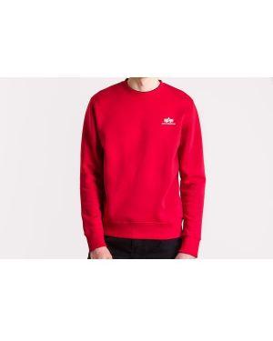 Sweter z printem Alpha Industries