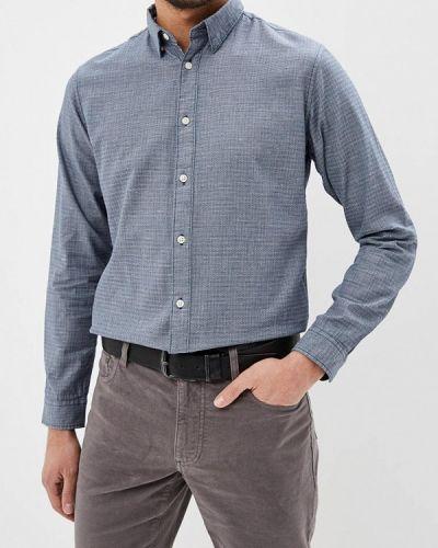 Рубашка с длинным рукавом индийский синий Selected Homme
