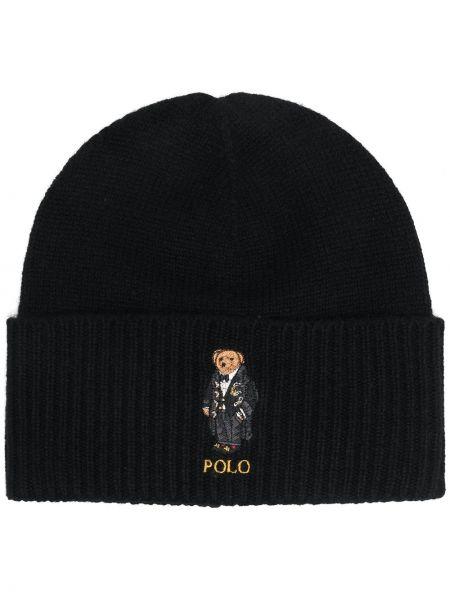 Polo, czarny Polo Ralph Lauren