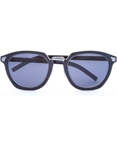 Солнцезащитные очки стеклянные прямоугольные Dior (sunglasses) Men