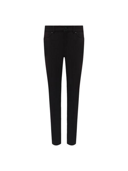 Хлопковые джинсы - черные Escada Sport