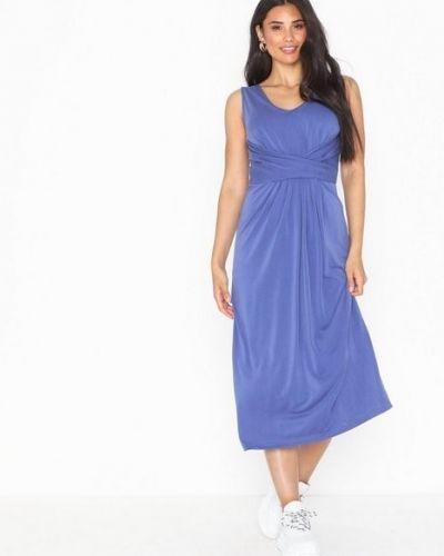 Синее платье Selected Femme