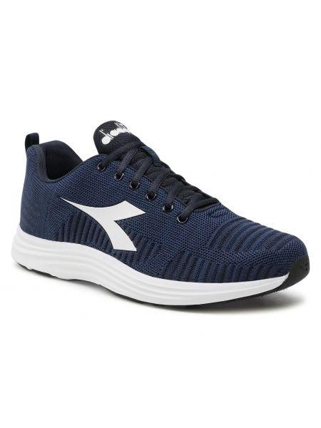 Klasyczne buty sportowe - białe Diadora