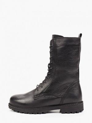 Черные резиновые ботинки Der Spur
