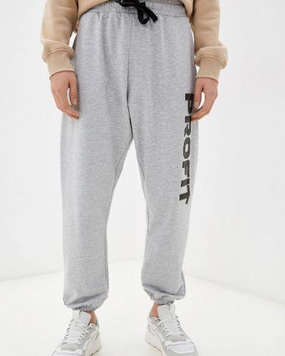 Спортивные брюки - серые Profit