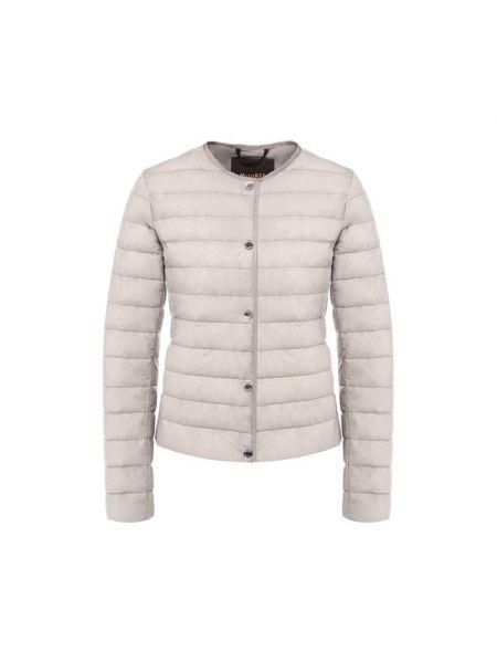 Стеганая куртка нейлоновая облегченная Moorer