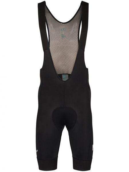 Черные короткие шорты Maap