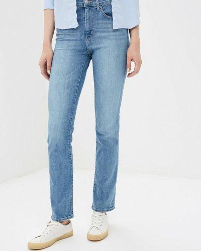 Голубые прямые джинсы Levi's®