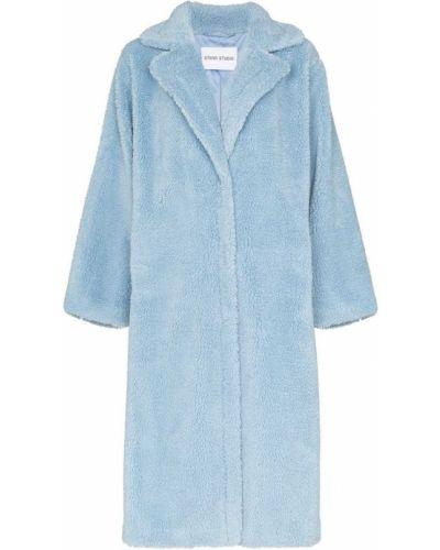 Синее пальто Stand