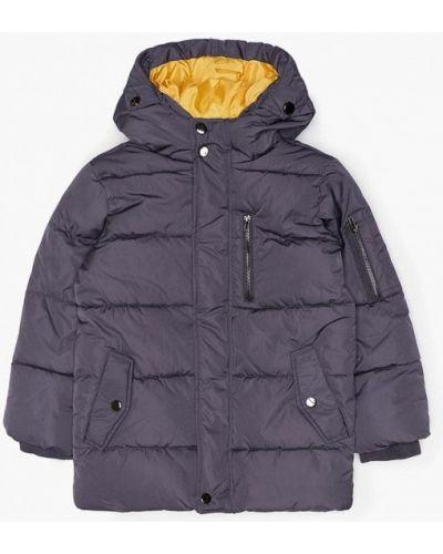 Серая куртка теплая Acoola
