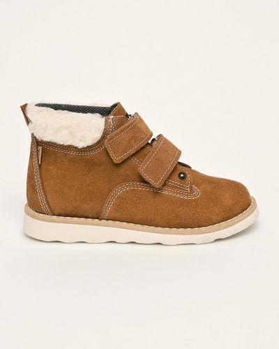 Ботинки замшевые мембранные Mrugała