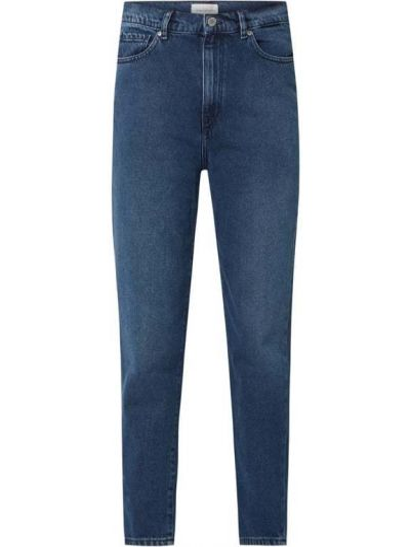 Niebieskie jeansy bawełniane Armedangels
