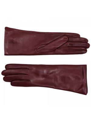 Бордовые итальянские перчатки Merola Gloves