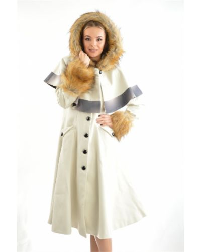 Зимнее пальто шерстяное пальто Moda Di Chiara