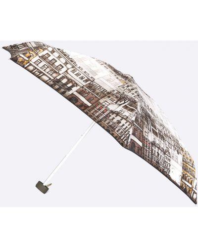 Серый зонт Zest