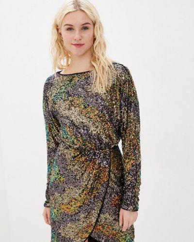 Вечернее платье - золотое Love Republic