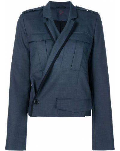 Синяя куртка A.f.vandevorst