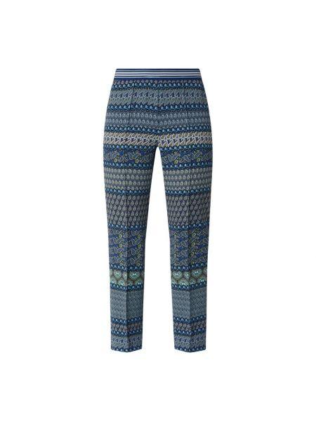 Niebieskie spodnie Riani
