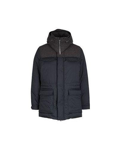 Черная куртка Cortigiani
