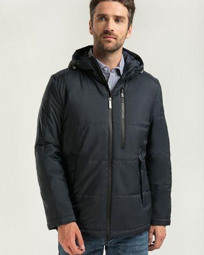 Куртка с капюшоном - синяя Finn Flare