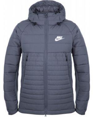 Утепленная куртка спортивная осенняя Nike