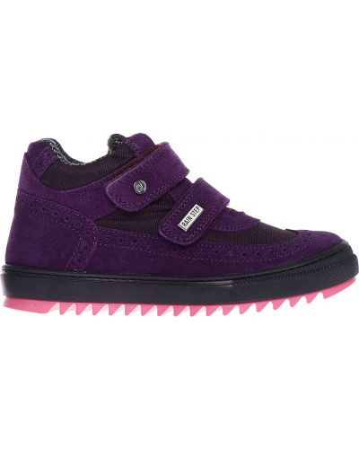Фиолетовые ботинки Naturino