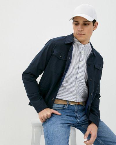 Облегченная синяя куртка Blend