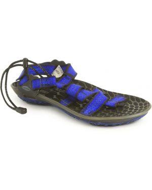 Спортивные сандалии анатомические замшевые Lizard