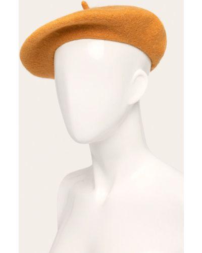 Горчичная шапка Haily's
