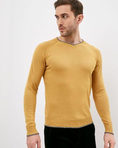 Желтый пуловер Baker's