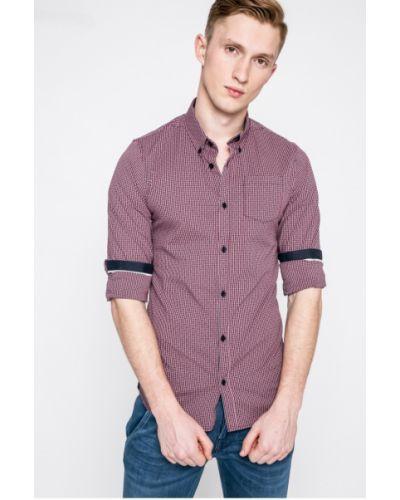 Рубашка в клетку хлопковая Guess Jeans
