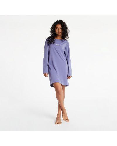 Koszula nocna - fioletowa Calvin Klein