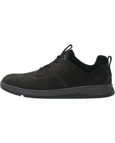 Черные текстильные ботинки Caterpillar
