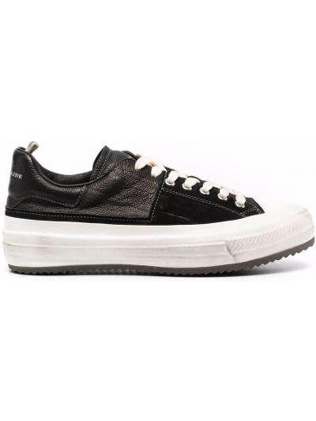 Buty sportowe skorzane - białe Officine Creative