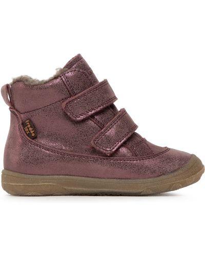 Ботинки - розовые Froddo