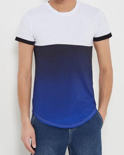 Синяя футболка Terance Kole