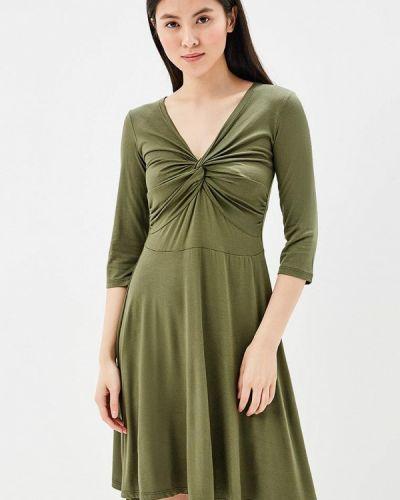 Платье - зеленое Beyou