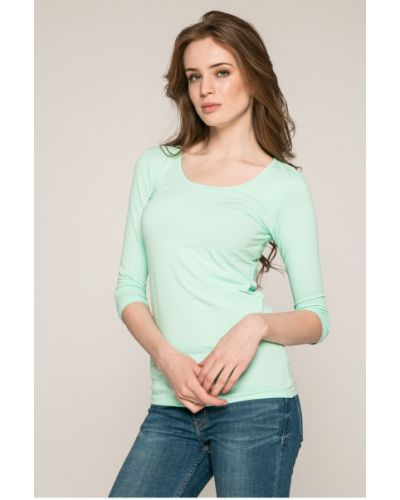 Зеленая блузка Answear