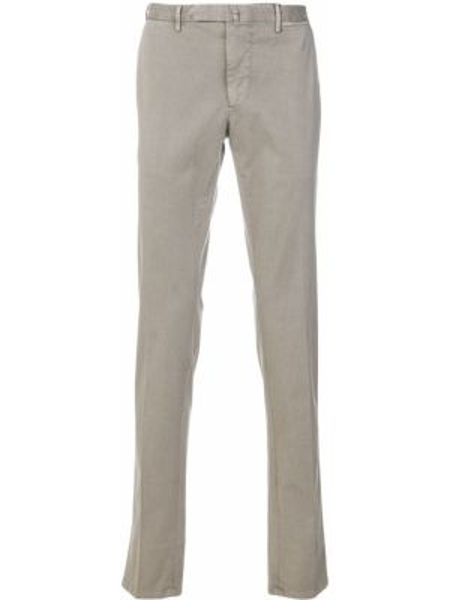 Прямые брюки новогодние Dell'oglio