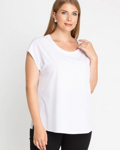 Блузка белая весенний Lina