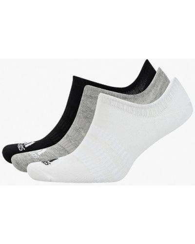 Колготки серые белые Adidas