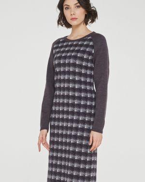 Платье в клетку платье-сарафан Vay