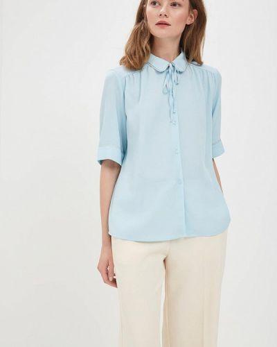 Бирюзовая блузка Sweewe