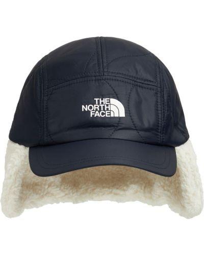Czapka z nausznikami - niebieska The North Face