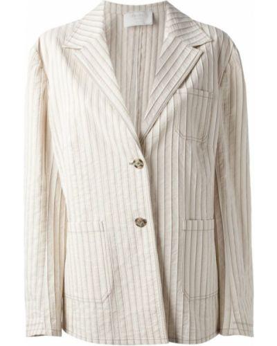 Удлиненный пиджак на пуговицах винтажный Prada Pre-owned