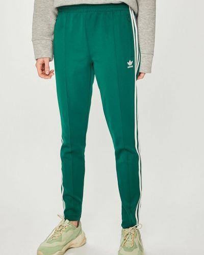 Брюки прямые с карманами Adidas Originals