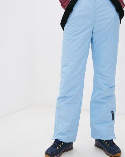 Горнолыжные брюки - голубые Glissade